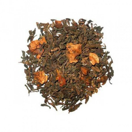 Pu Erh Pomme Coing