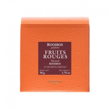 Rooïbos Fruits Rouges x25